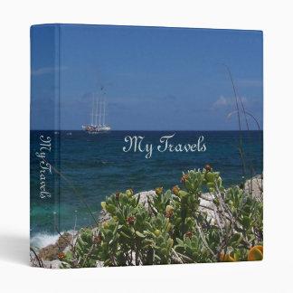 """My Travels Photo Journal Binder 1.5"""""""