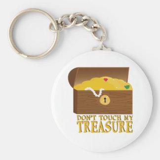 My Treasure Keychain