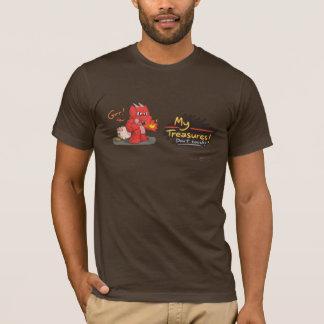 My treasures! T-shirt by Mafai the Dragon