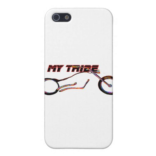 My Tribe Chopper The MUSEUM Zazzle Gifts Cover For iPhone 5