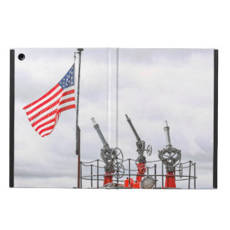 My Tribute To Maritime Firefighters iPad Air Cover