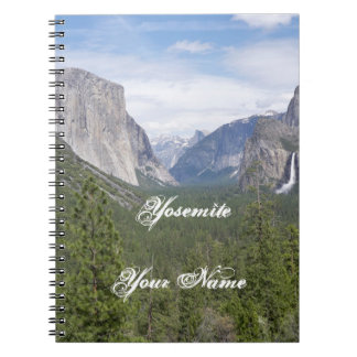 My Trip to Yosemite National Park  Notebook
