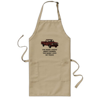 My Truck Long Apron