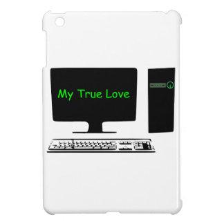 My True Love- My Computer iPad Mini Cover