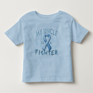 My Uncle is a Fighter Light Blue Shirts