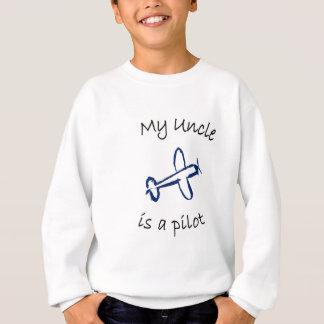 My Uncle is a Pilot Sweatshirt