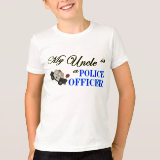 My uncle is a Police officer T-Shirt