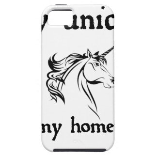 my unicorn ate my home work iPhone 5 cover