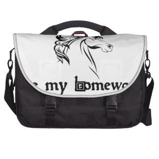 my unicorn ate my home work laptop bags