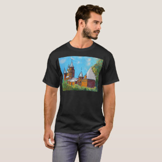My View Artistic T-Shirt