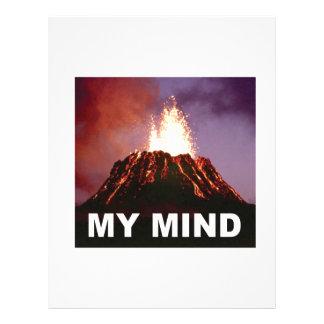 my volcano mind letterhead