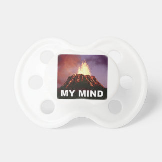 my volcano mind pacifier