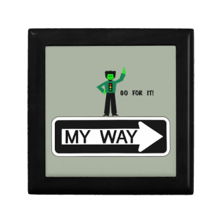 My Way - Go For It! Gift Box