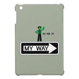 My Way - Go For It! iPad Mini Covers