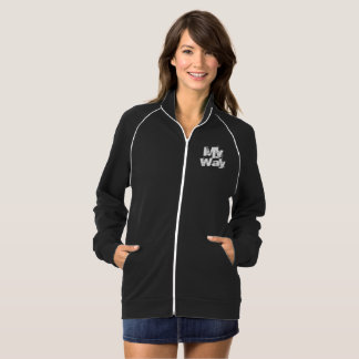 My Way Women's Fleece Track Jacket