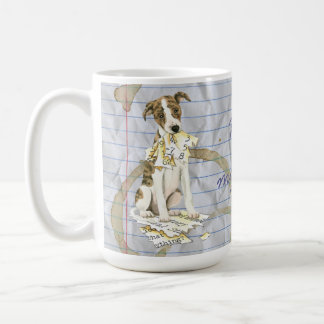 My Whippet Ate my Lesson Plan Coffee Mug