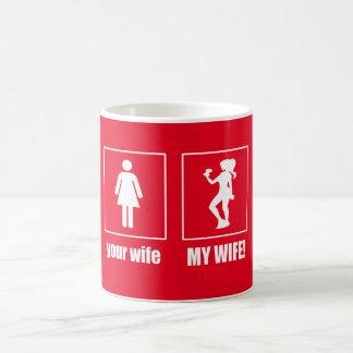 My Wife Coffee Mug