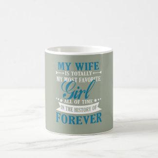 My Wife Forever Coffee Mug