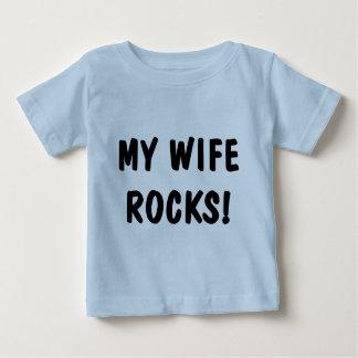 My Wife Rocks Tshirts