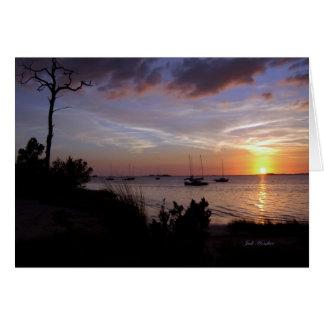 """My Wish For You"" Crystal Beach, Florida Card"