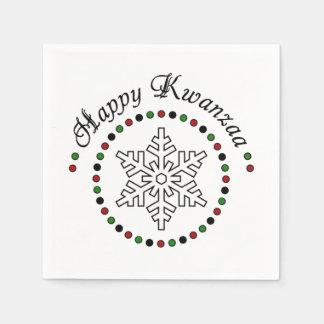 My Wish Kwanzaa Party Paper Napkins