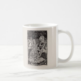 My words came back to me... coffee mug
