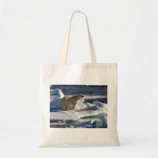 My World is melting! Budget Tote Bag