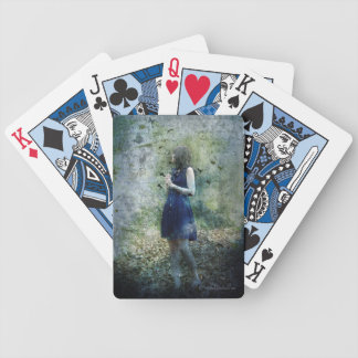 My World of Beauty is Falling Apart Playing Cards
