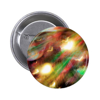 My Xmas Lights 2 Inch Round Button