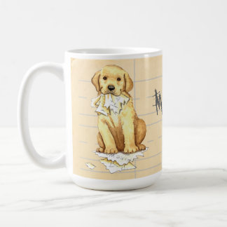 My Yellow Lab Ate my Homework Coffee Mug