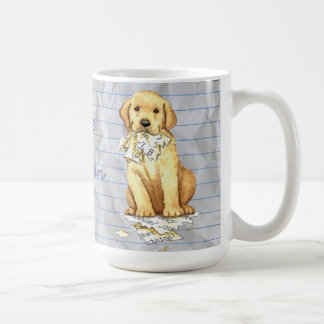 My Yellow Lab Ate my Lesson Plan Coffee Mug