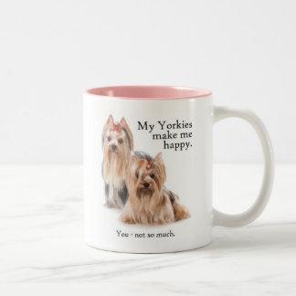 My Yorkies Mug