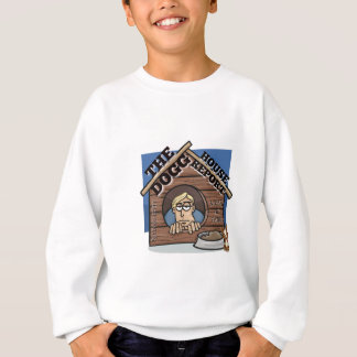 My YouTube channel THE Dogg house report store Sweatshirt