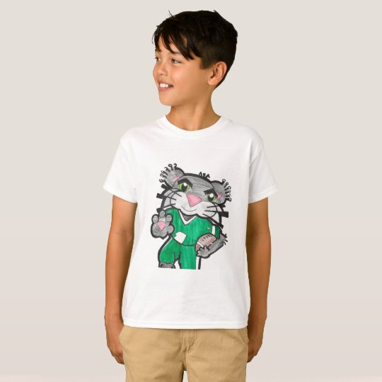 MYAH CAT & FRIENDZ Boy's Tee