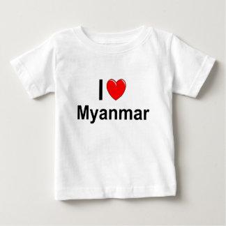 Myanmar Baby T-Shirt