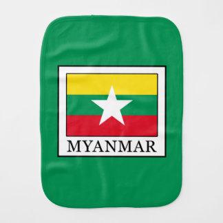 Myanmar Burp Cloth