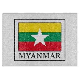 Myanmar Cutting Board