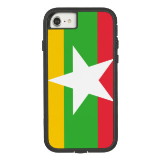 Myanmar Flag Case-Mate Tough Extreme iPhone 8/7 Case