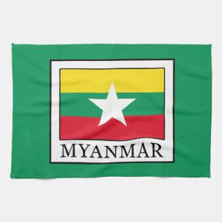 Myanmar Hand Towel