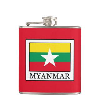 Myanmar Hip Flask