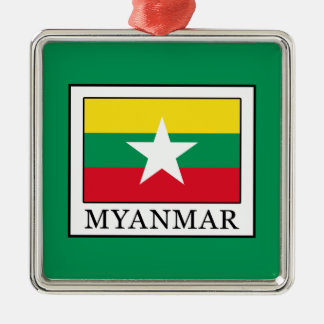 Myanmar Metal Ornament