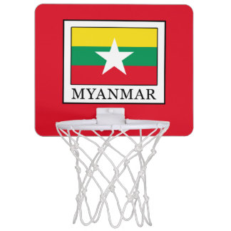 Myanmar Mini Basketball Hoop