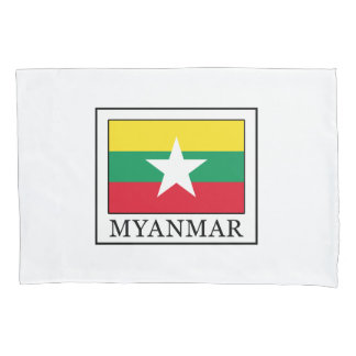 Myanmar Pillowcase