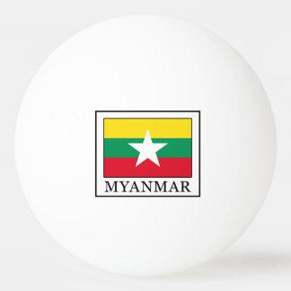 Myanmar Ping Pong Ball