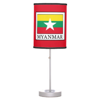 Myanmar Table Lamp