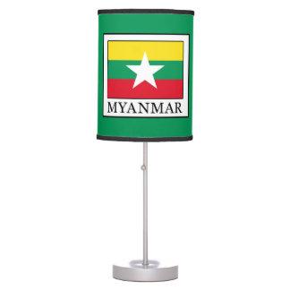 Myanmar Table Lamps