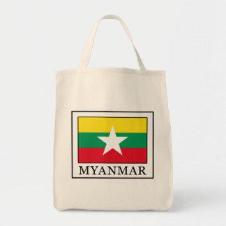 Myanmar Tote Bag