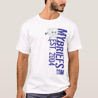 MyBriefs Est. T-shirt