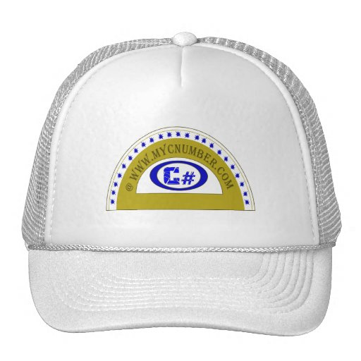 MyC# Old Town Hat