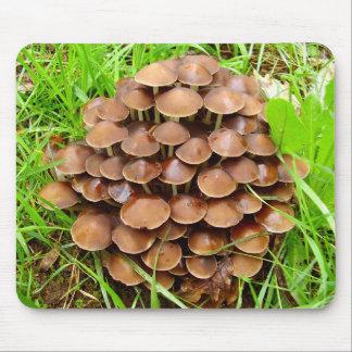 Mycena inclinata Mushroom Mouse Mat